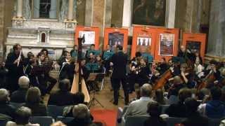 Mozart: Concerto per arpa, flauto e orchestra  KV 299