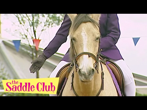 Saddle Club - Stevie's Bad Day and Fillies vs. Colts | Saddle Club Season 2 | Saddle Club Full