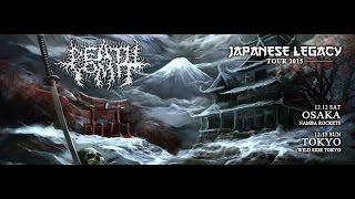 Death Vomit - Japanese Legacy Tour 2015