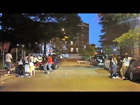 WASHINGTON  DC RAW HOODS AND GAS STATIONS