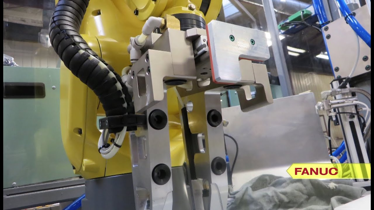 Automated Screw Driving System With Robotic Transfer
