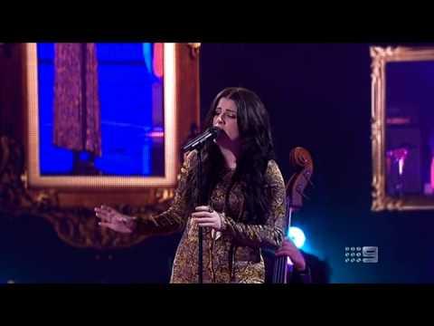 Karise Eden - Landslide (the voice australia)