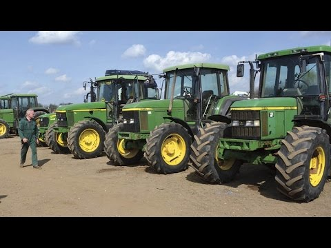 'Brexit boom' for UK farm machinery