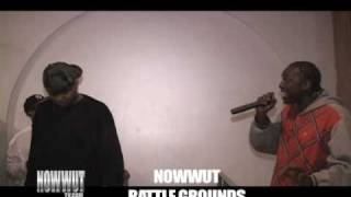 PARTY ARTY vs KREEM DOT AT THE BATTLE GROUNDS: ROUND 1