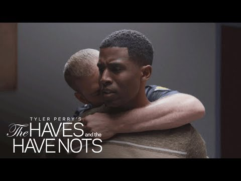 Officer Justin & Jeffery's Conversation in Jail   Tyler Perry's The Haves and the Have Nots   OWN