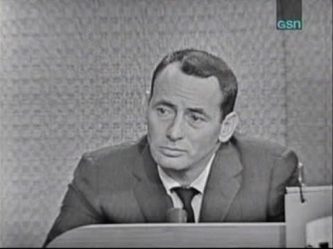 What's My Line? - Joey Bishop; Jack Lemmon [panel] (Nov 6, 1960)