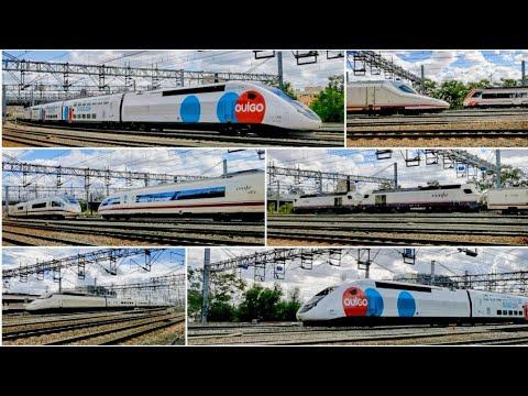 Trenes de pasajeros
