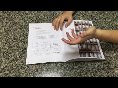 ไหมอีรี่ Eri Silk Standard Catalogue Presentation