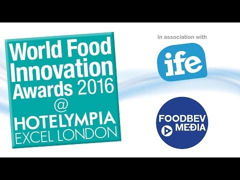 World Food Innovation Awards 2016
