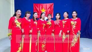 Múa Bài Ca Phụ Nữ Việt Nam - Xã An Hòa