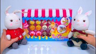 Игровой набор МОРОЖЕНОЕ, Ice Cream Playset (распаковка и обзор игрушки)