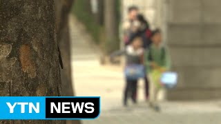 이틀 동안 초등생 2명 끌고 가려 한 30대 체포 / YTN