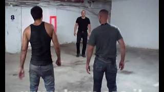 self defense Krav Maga Full Contact 2009