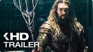 "JUSTICE LEAGUE ""Unite The League - Aquaman"" Teaser Trailer (2017)"