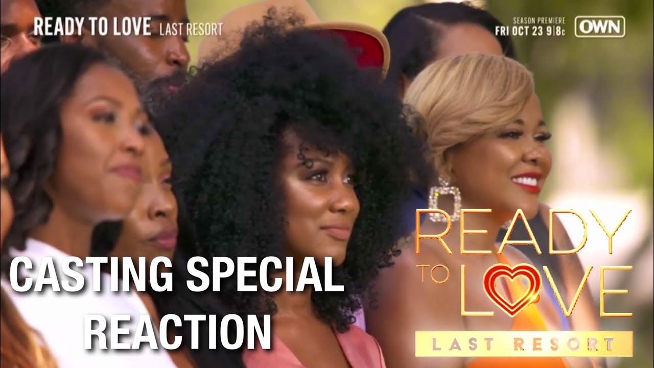 Download READY TO LOVE SEASON 3 l LAST RESORT CASTING SPECIAL