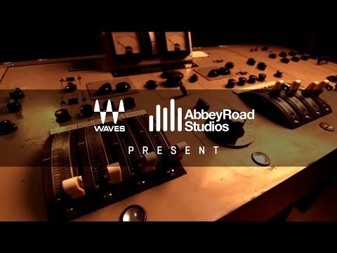 REDD Consoles Overview at Abbey Road Studios