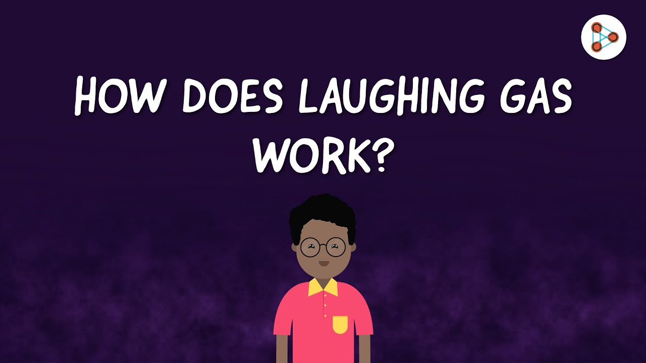 How does laughing gas work?   One Minute Bites   Don't Memorise