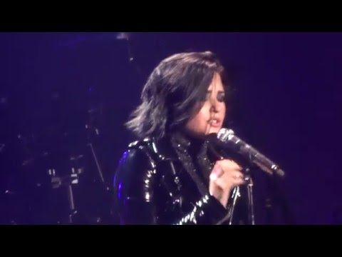 Jingle Ball - Demi Lovato - For You Live - 12/3/15 - Oakland, CA - [HD]