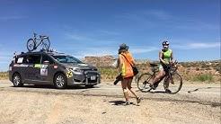 3000 Miles - Alexandra Meixner beim Race Across America