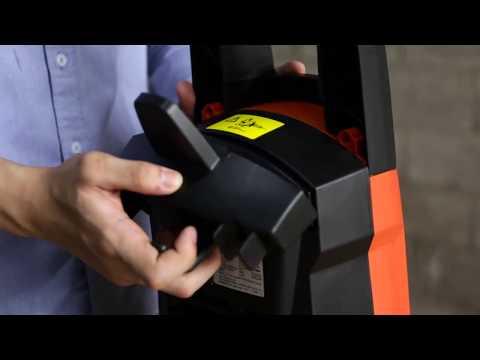 BLACK+DECKER Pressure Washer 1400W 110 BAR (PW1400S)