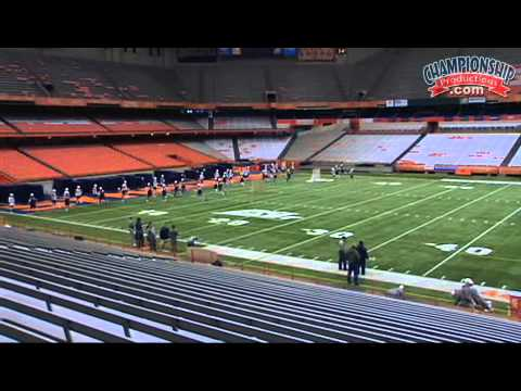 All Access Syracuse Lacrosse Practice