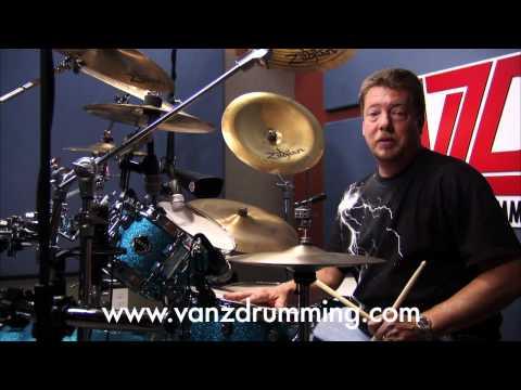 Randy Van Patten - Straight Jacket - Vanz Drumming