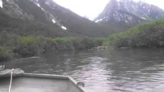 Jet Skiff Boating Southeast Alaska, Juneau