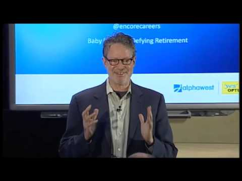 Marc Freedman on Baby Boomers Defying Retirement | Amplify 2013