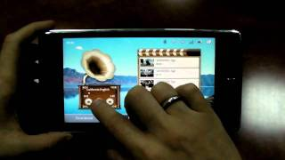 Обзор планшета Huawei Ideos S7 (MTC) от Droider.ru