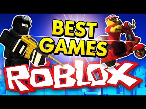 Best Games To Play In Roblox
