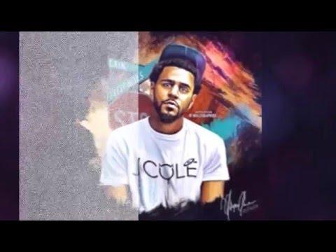 J. Cole - Love Yourz (Instrumental)