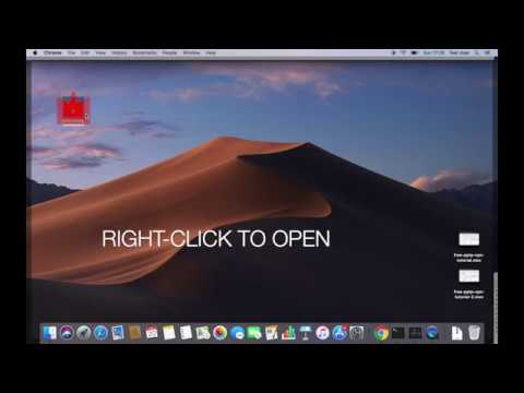 PPTP VPN on MAC OS X Sierra, High Sierra and Mojave for FREE