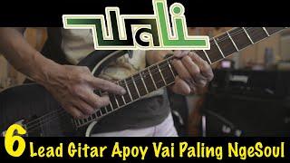 6 Lead Gitar Wali Paling Nge Soul Dan Menyentuh Versi Amatir Jilid 1
