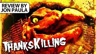 ThanksKilling -- Movie Review #JPMN