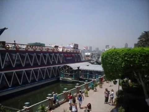 Pyramids & Nile Cruise Excursions From Port Said