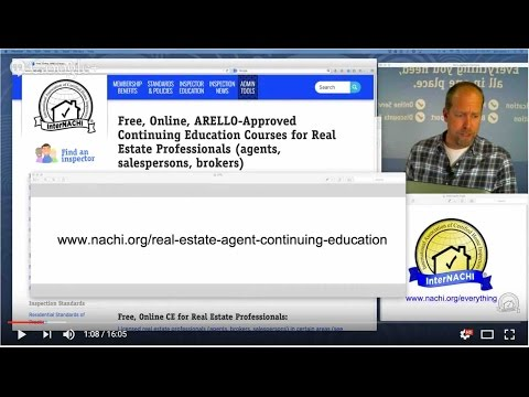 Free, Online Continuing Education for Licensed Real Estate Agents