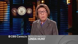 Linda Hunt on Osteoporosis