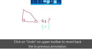 Use Whiteboard to initiate interactions during a meeting   U Meeting Tutorial screenshot 1