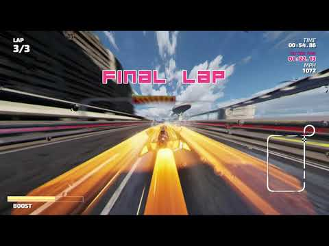 """Fast RMX - Mueller pacific 1'20""""88 (WR)"""