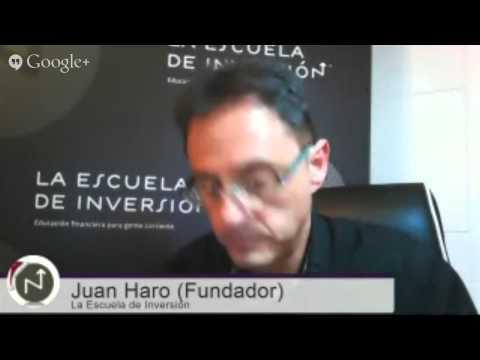 Empieza el año 2.015 siendo Inversor por Juan Haro y Pau Antó