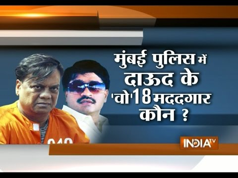 Special Report: 18 Well Wishers of Dawood Ibrahim in Mumbai Police