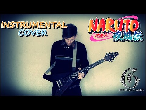 Naruto ending 38 Instrumental Cover Huwie Ishizaki (ピノとアメリ) Pino and Amelie