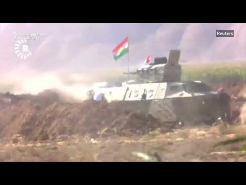 Kurdish Forces Lose Battle With Iraqi Troops
