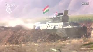 Kurdish Forces Lose Battle With Iraqi Troops thumbnail