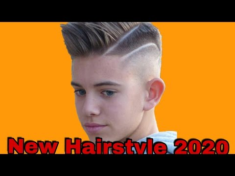 new hairstyle 2020  boy hairstyle  cute hairstyle
