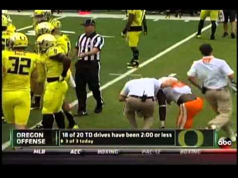 #2 Oregon vs Tennessee 2013