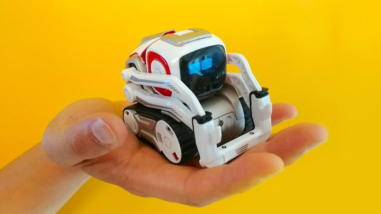 Если тебе ЛЕНЬ, то этот РОБОТ для тебя! Невероятные и Милые домашние Роботы.
