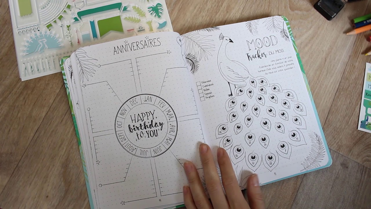 Kit Bullet Journal La Methode