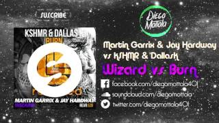 Download Wizard vs Burn (Martin Garrix Mashup) (ADE 2014) MP3 song and Music Video