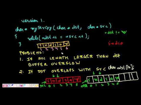 Programming Interview: String Copy (strcpy) : string ...
